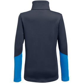 VAUDE Jerboa Halfzip III Shirt Kinder radiate/baltic